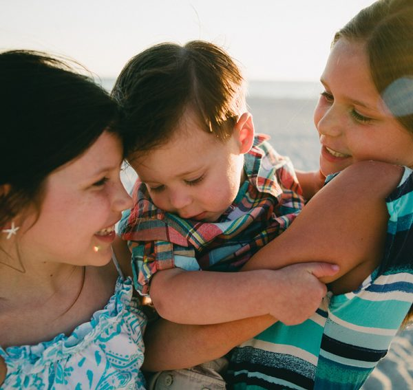 the bertram family // ann maria island lifestyle session