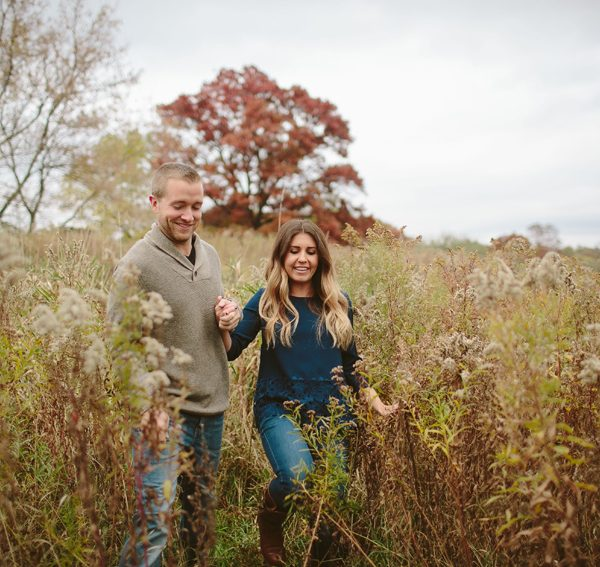 toni + mike // howell engagement session
