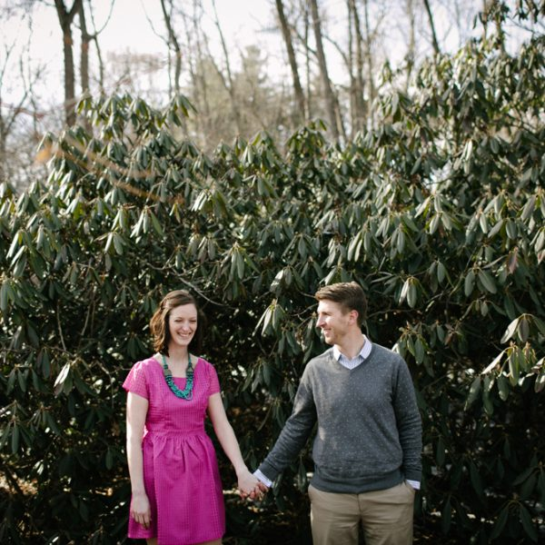 abby + nick // Ann Arbor Engagement Session