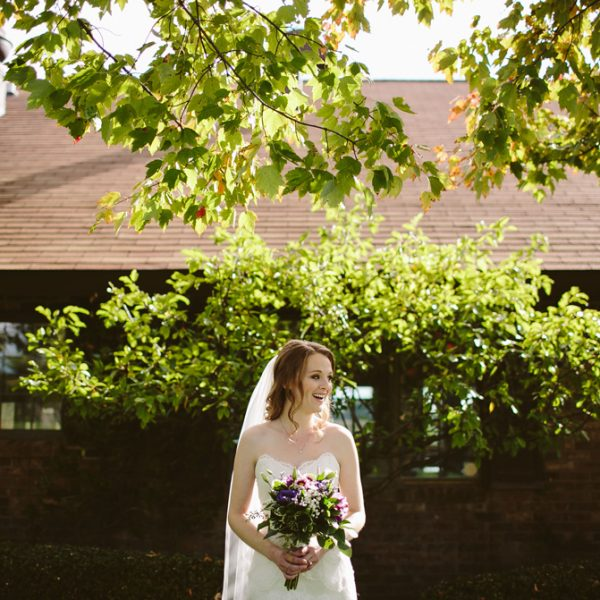 Indianwood Country Club Wedding // Karen + Chad