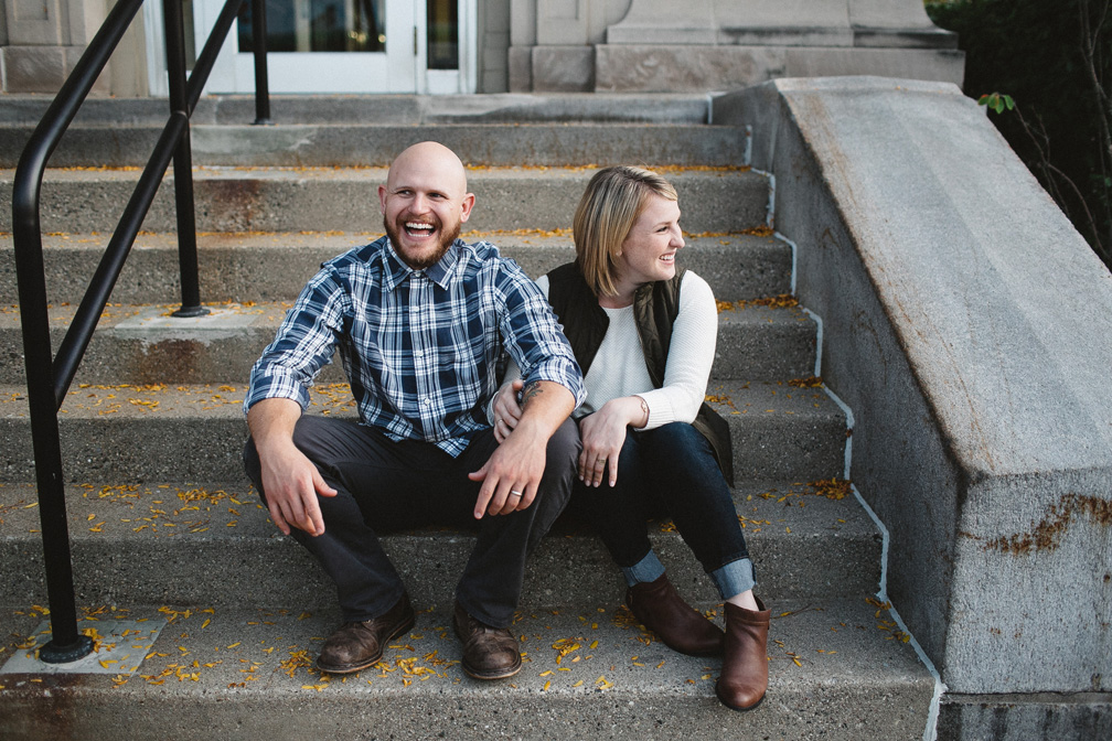 ann arbor engagement photographer