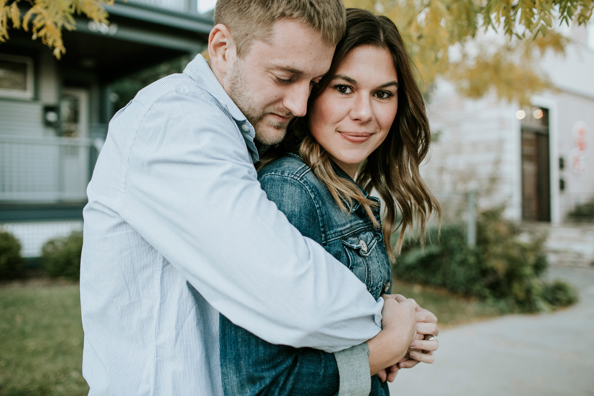grand rapids engagement photos