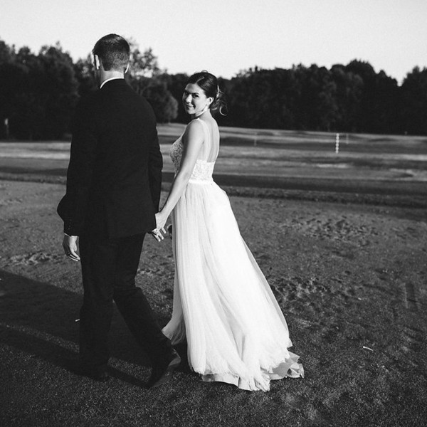 Railside Golf Club Wedding // Kristen + Bobby