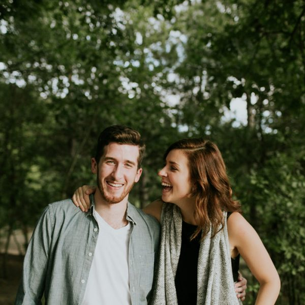 Grand Rapids Engagement Session // Bethany + Trevor