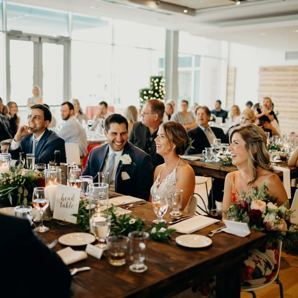 Grand Rapids Downtown Market Wedding // Hanna + Ben