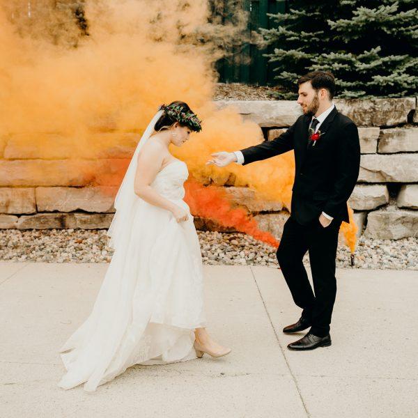 Planterra Wedding // Noel + John