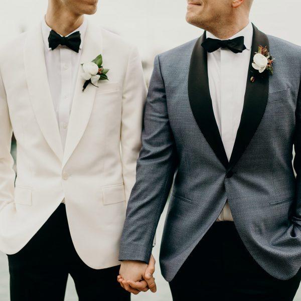 Detroit Yacht Club Wedding // Danny + Vinnie